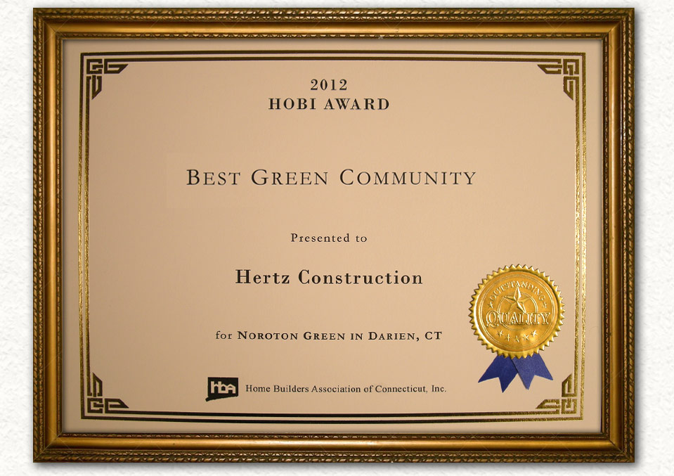 Best Green Community